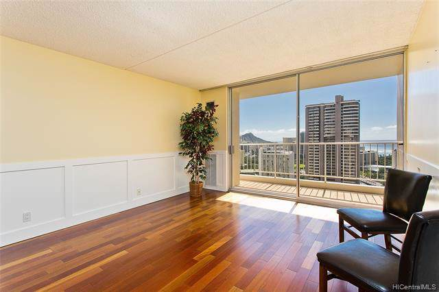 400 Hobron Lane #3009, Honolulu, HI 96815 (MLS #202001722) :: Barnes Hawaii