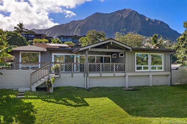 1274 Puualoha Street, Kailua, HI 96734 (MLS #202001734) :: Keller Williams Honolulu