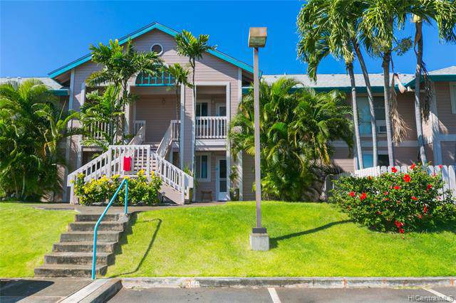 94-870 Lumiauau Street K104, Waipahu, HI 96797 (MLS #202001744) :: Elite Pacific Properties