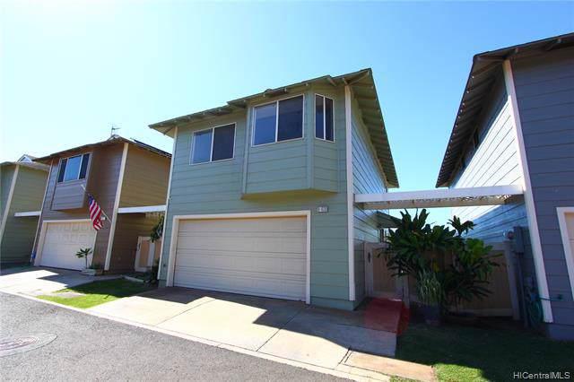 91-1020 Hoomaka Street D, Ewa Beach, HI 96706 (MLS #202001747) :: Keller Williams Honolulu