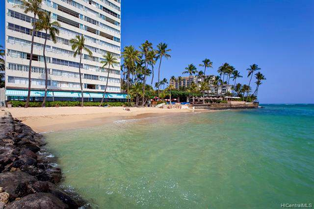 Address Not Published, Honolulu, HI 96815 (MLS #202001764) :: The Ihara Team