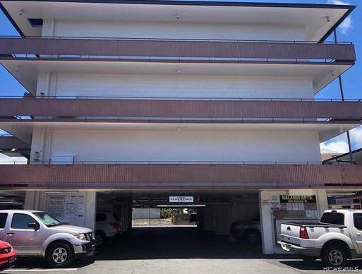 636 Nalanui Street #404, Honolulu, HI 96817 (MLS #202001778) :: Barnes Hawaii