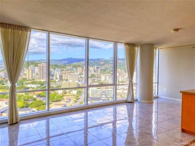 1288 Kapiolani Boulevard I-3201, Honolulu, HI 96814 (MLS #202001779) :: Team Lally