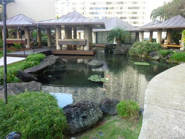 1212 Nuuanu Avenue #803, Honolulu, HI 96817 (MLS #202001788) :: Barnes Hawaii