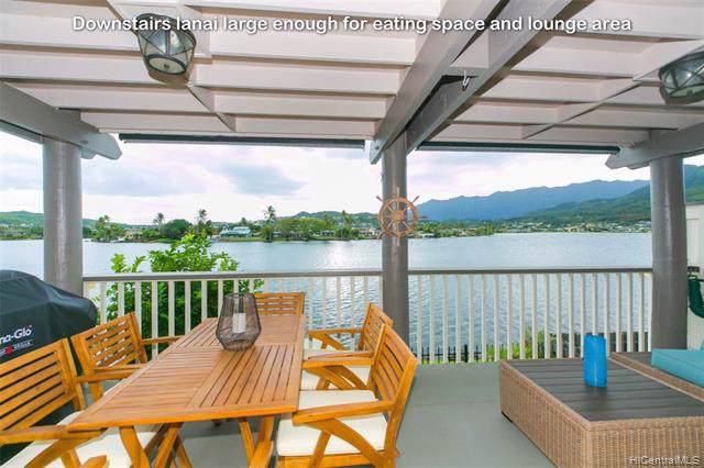 583 Keolu Drive D, Kailua, HI 96734 (MLS #202001796) :: Elite Pacific Properties