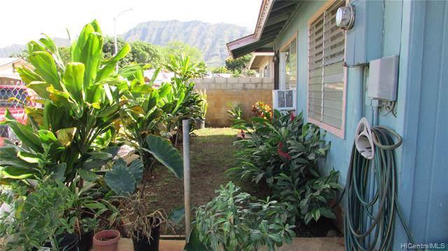 84-539 Manuku Street, Waianae, HI 96792 (MLS #202001809) :: Keller Williams Honolulu