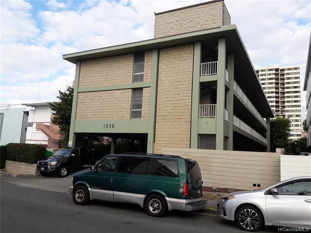 1538 Kewalo Street #205, Honolulu, HI 96822 (MLS #202001810) :: Hardy Homes Hawaii