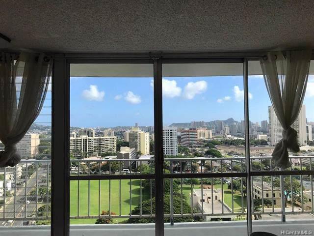 1325 Wilder Avenue #19, Honolulu, HI 96822 (MLS #202001816) :: Keller Williams Honolulu