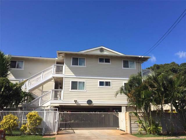 2738 Leialoha Avenue #303, Honolulu, HI 96816 (MLS #202001824) :: Hardy Homes Hawaii