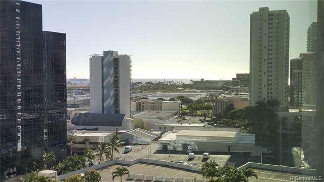 801 South Street #1424, Honolulu, HI 96813 (MLS #202001829) :: Keller Williams Honolulu