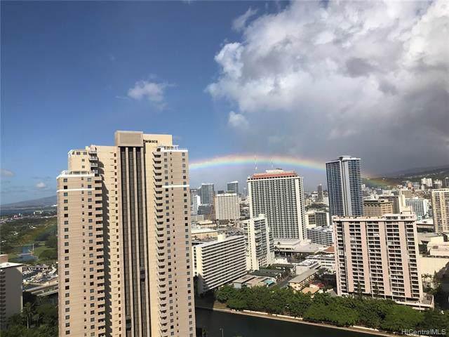 411 Hobron Lane #3310, Honolulu, HI 96815 (MLS #202001830) :: Hardy Homes Hawaii