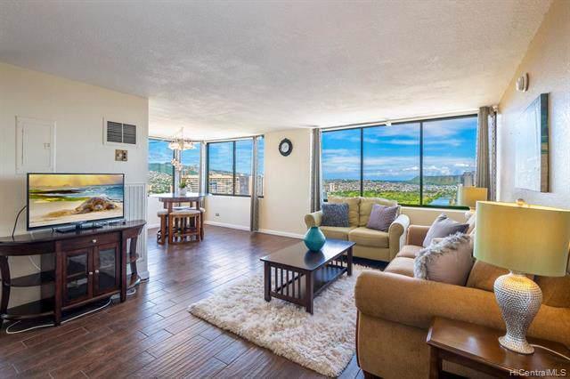 444 Niu Street Ph303, Honolulu, HI 96815 (MLS #202001834) :: Keller Williams Honolulu