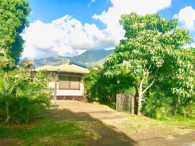 84-636 Lahaina Street, Waianae, HI 96792 (MLS #202001853) :: Barnes Hawaii
