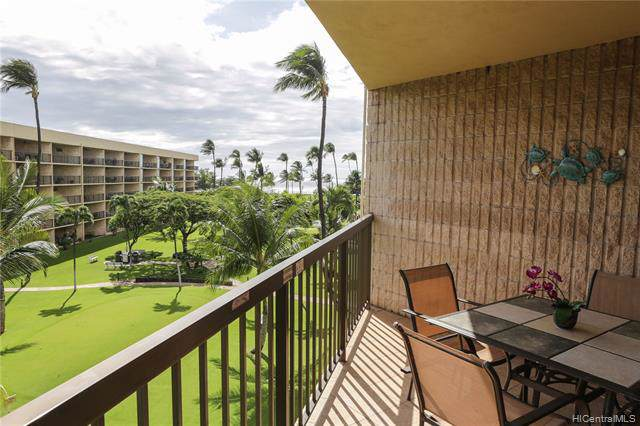1032 S Kihei Road A403, Kihei, HI 96753 (MLS #202001862) :: Barnes Hawaii