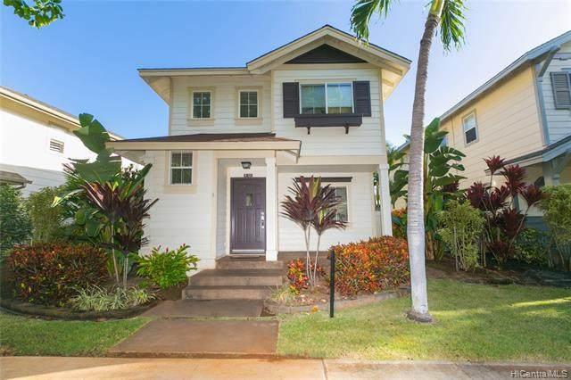 91-1211 Kaiopua Street, Ewa Beach, HI 96706 (MLS #202001868) :: Elite Pacific Properties