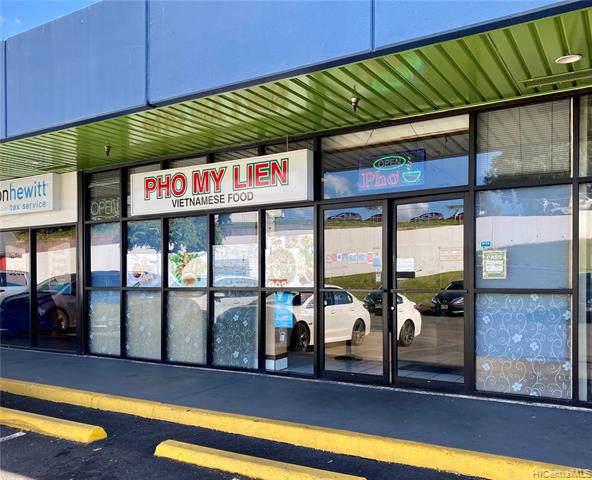 98-150 Kaonohi Street B-213B, Aiea, HI 96701 (MLS #202001877) :: Barnes Hawaii