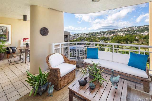 2047 Nuuanu Avenue #1404, Honolulu, HI 96817 (MLS #202001881) :: Elite Pacific Properties