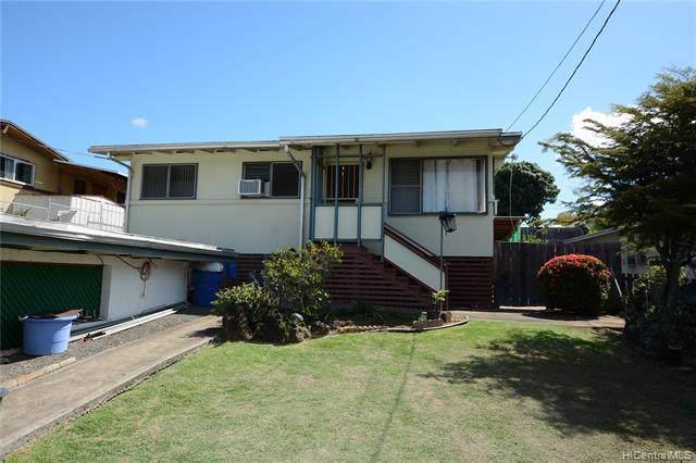 94-1089 Awaiki Street, Waipahu, HI 96797 (MLS #202001882) :: The Ihara Team