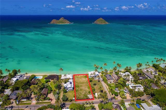 1318 Mokulua Drive, Kailua, HI 96734 (MLS #202001919) :: Keller Williams Honolulu