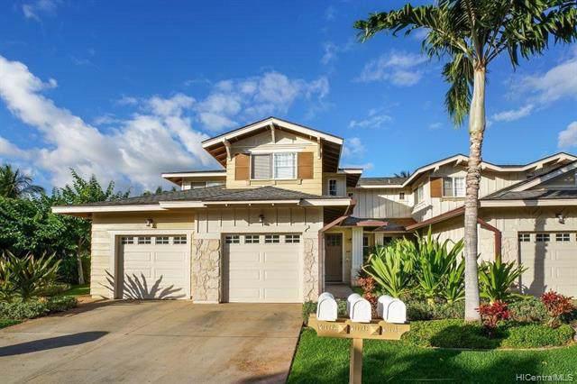 92-1101B Koio Drive M35-2, Kapolei, HI 96707 (MLS #202001923) :: Barnes Hawaii