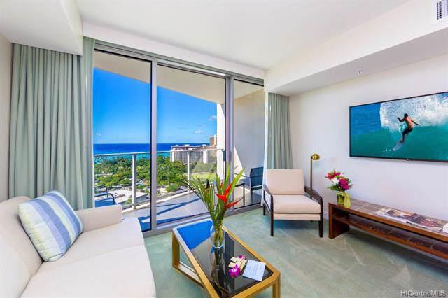 383 Kalaimoku Street #2212, Honolulu, HI 96815 (MLS #202001928) :: Elite Pacific Properties