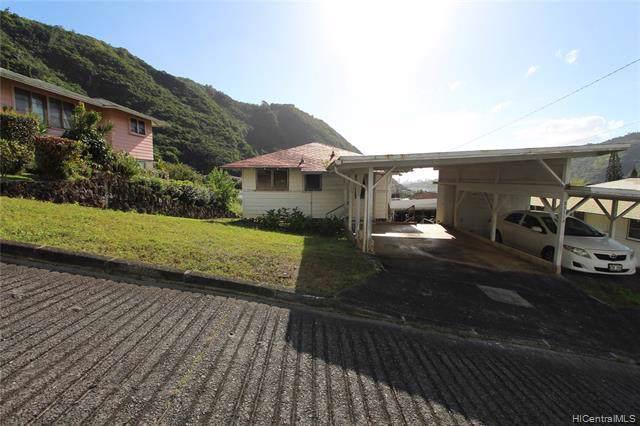 2511B Waiomao Road, Honolulu, HI 96816 (MLS #202001960) :: Barnes Hawaii
