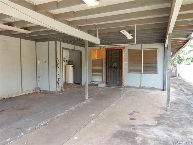84-707 Manuku Street, Waianae, HI 96792 (MLS #202001993) :: Elite Pacific Properties