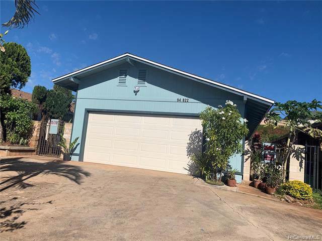 94-822 Kaaholo Street, Waipahu, HI 96797 (MLS #202002008) :: Barnes Hawaii