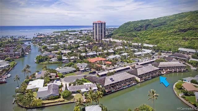 6230 Keokea Place D101, Honolulu, HI 96825 (MLS #202002009) :: Barnes Hawaii