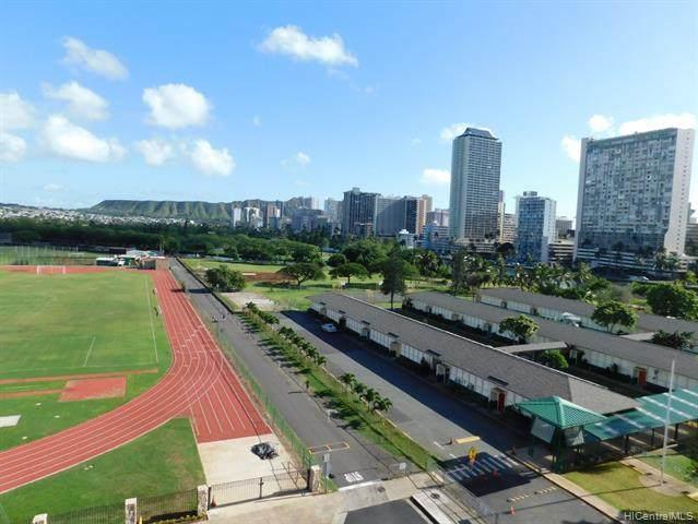 2444 Hihiwai Street #704, Honolulu, HI 96826 (MLS #202002010) :: Barnes Hawaii