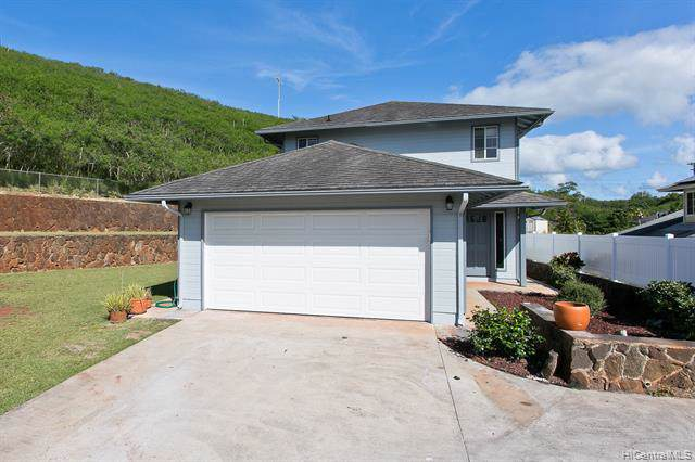 94-806 Lumimao Place #21, Waipahu, HI 96797 (MLS #202002015) :: The Ihara Team