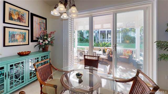 92-1160 Olani Street 45-1, Kapolei, HI 96707 (MLS #202002131) :: Keller Williams Honolulu