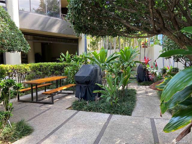 60 N Beretania Street #705, Honolulu, HI 96817 (MLS #202002140) :: Elite Pacific Properties