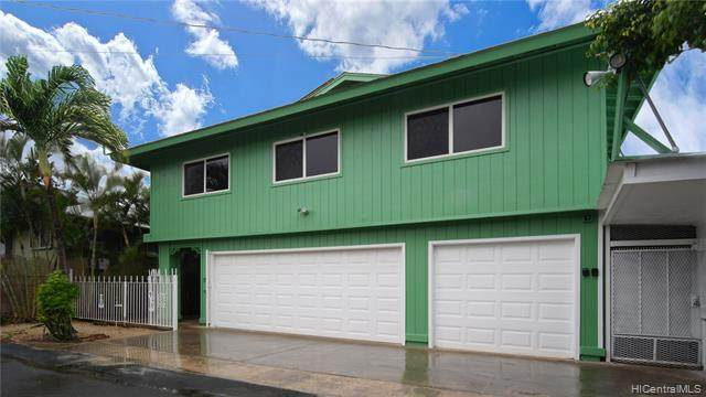 1022 Belser Street, Honolulu, HI 96816 (MLS #202002205) :: Island Life Homes