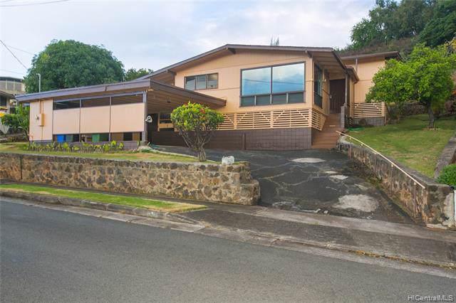 1891 Ala Mahamoe Street, Honolulu, HI 96819 (MLS #202002219) :: Elite Pacific Properties