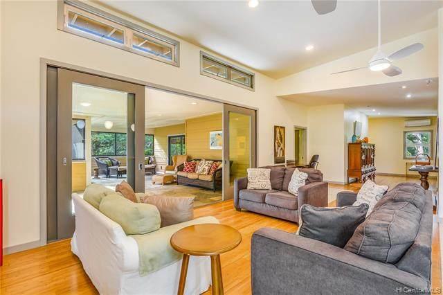 217 Lanipo Drive, Kailua, HI 96734 (MLS #202002236) :: Elite Pacific Properties