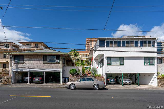 1542 Thurston Avenue, Honolulu, HI 96822 (MLS #202002242) :: Team Maxey Hawaii