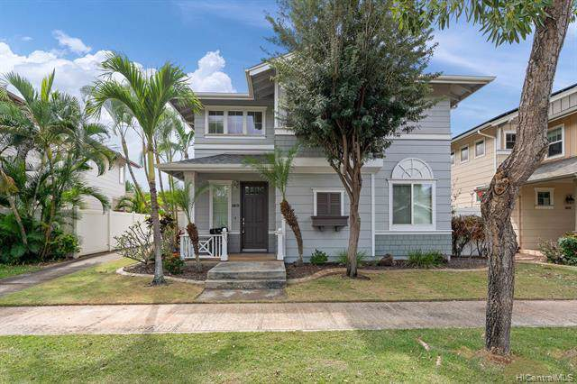 91-1016 Kaianae Street, Ewa Beach, HI 96706 (MLS #202002245) :: Elite Pacific Properties