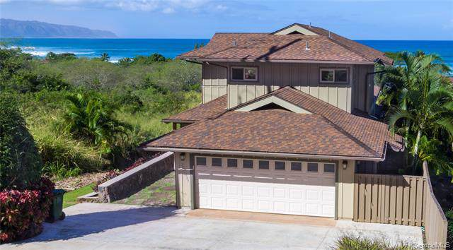 61-1037 Tutu Place, Haleiwa, HI 96712 (MLS #202002279) :: Elite Pacific Properties