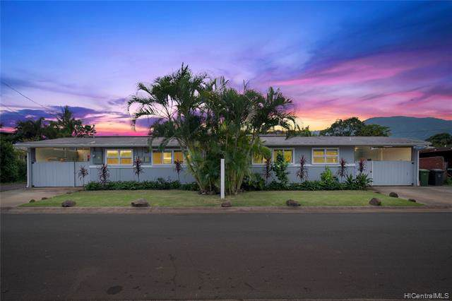67-284 Kahaone Loop, Waialua, HI 96791 (MLS #202002312) :: Elite Pacific Properties