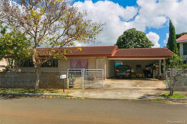 1080 Luapele Drive Aiea, Honolulu, HI 96818 (MLS #202002434) :: Keller Williams Honolulu