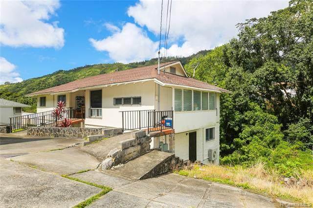 2314 Waiomao Road B, Honolulu, HI 96816 (MLS #202002435) :: Island Life Homes