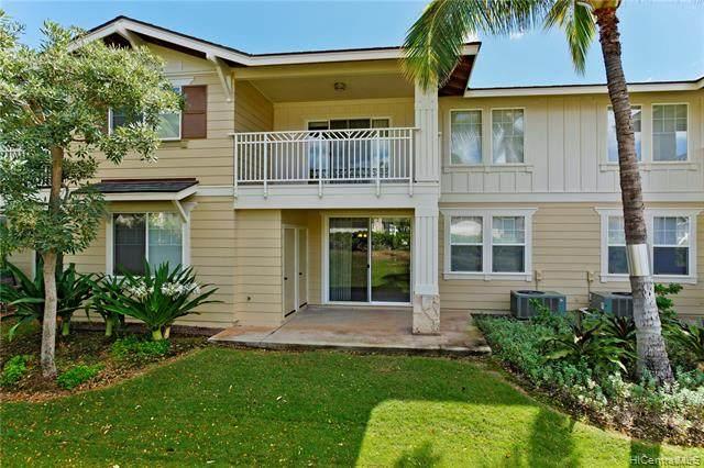 92-1057 Koio Drive D (M37-4), Kapolei, HI 96707 (MLS #202002478) :: Keller Williams Honolulu