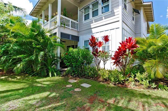 92-1234 Olani Street 82-1, Kapolei, HI 96707 (MLS #202002481) :: Keller Williams Honolulu