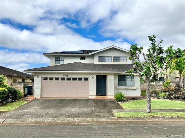 95-1015 Hiialo Street, Mililani, HI 96789 (MLS #202002492) :: Keller Williams Honolulu