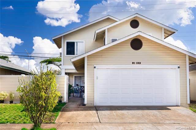 91-183 Puaina Place, Ewa Beach, HI 96706 (MLS #202002521) :: Elite Pacific Properties