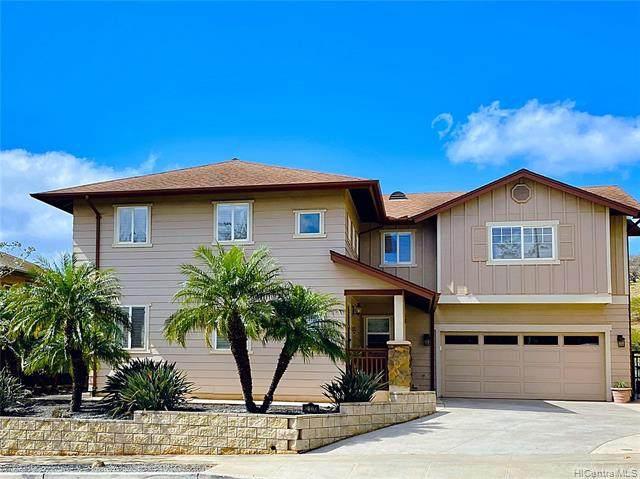 92-1370 Palahia Street, Kapolei, HI 96707 (MLS #202002564) :: Barnes Hawaii