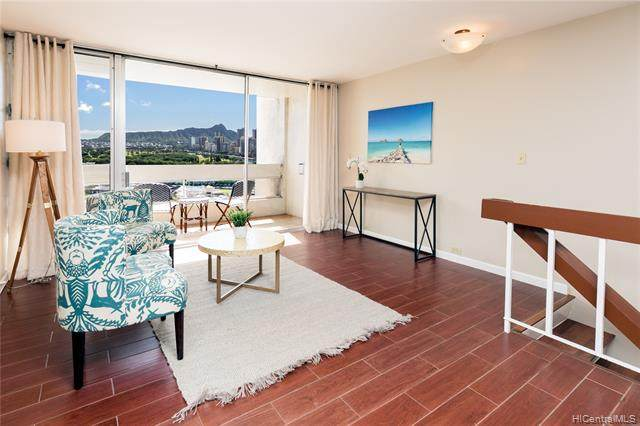 555 University Avenue #1902, Honolulu, HI 96826 (MLS #202002590) :: The Ihara Team