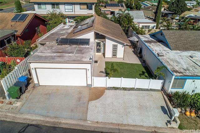 92-1106 Makamai Loop, Kapolei, HI 96707 (MLS #202002592) :: Elite Pacific Properties