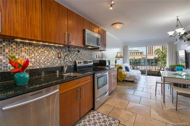 222 Kaiulani Avenue #502, Honolulu, HI 96815 (MLS #202002617) :: Barnes Hawaii